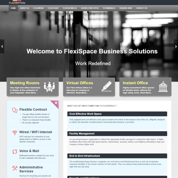 FlexiSpace Solutions