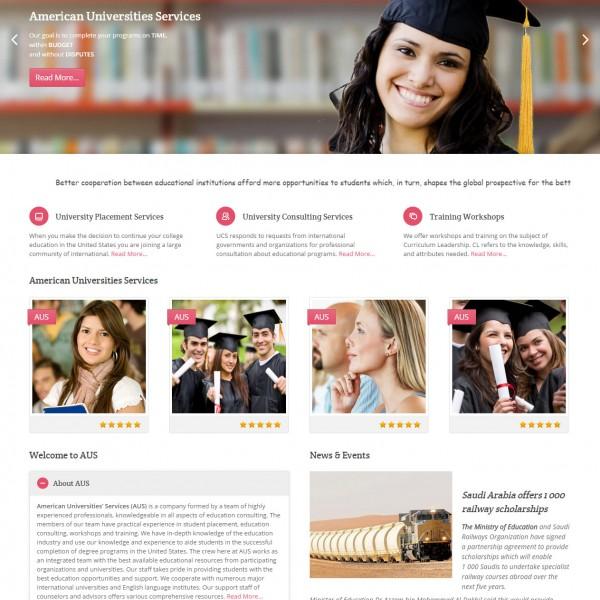 American Universities Services