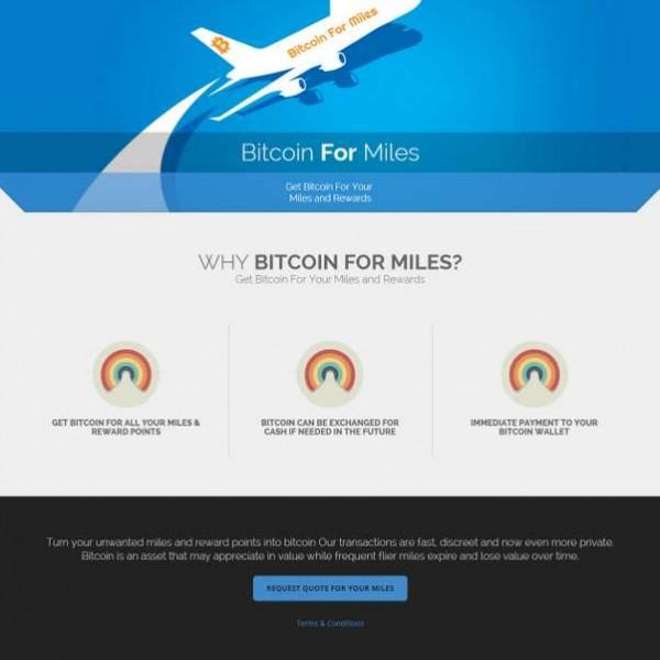 Bitcoin – PSD to WordPress theme Conversion