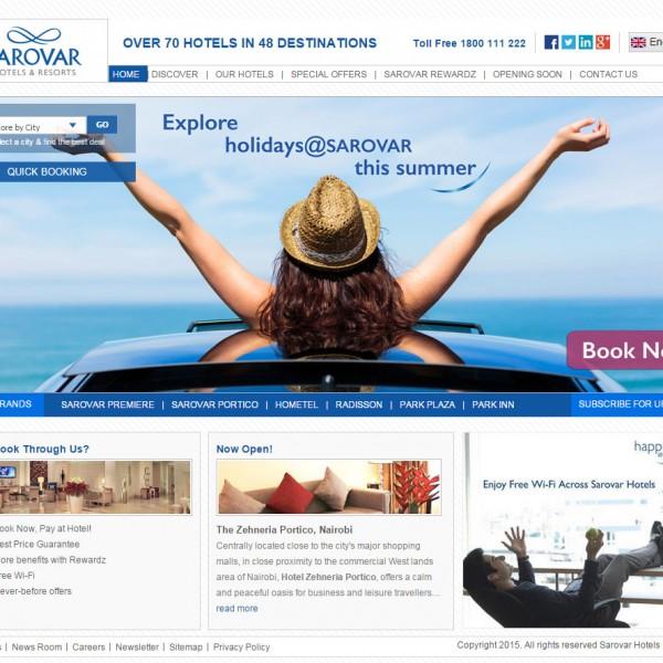 Hotel Booking Portal – Custom CMS Development