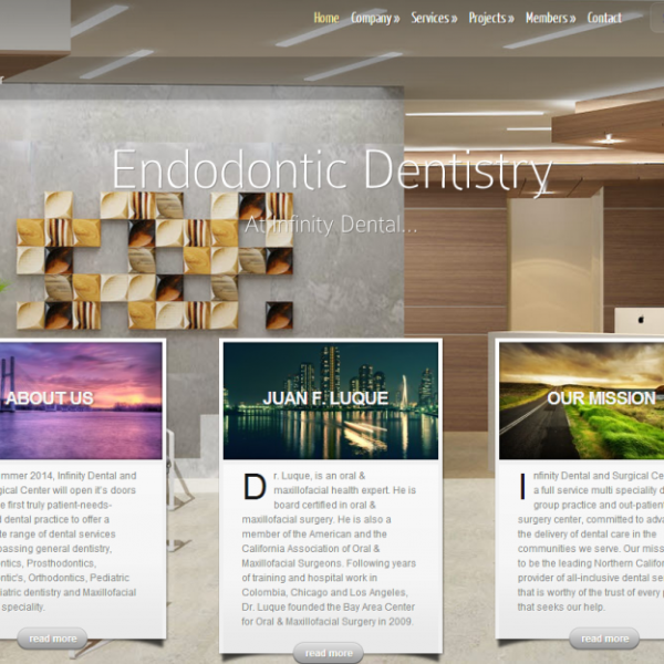Infinity Dental And Surgical Center – San Fransisco