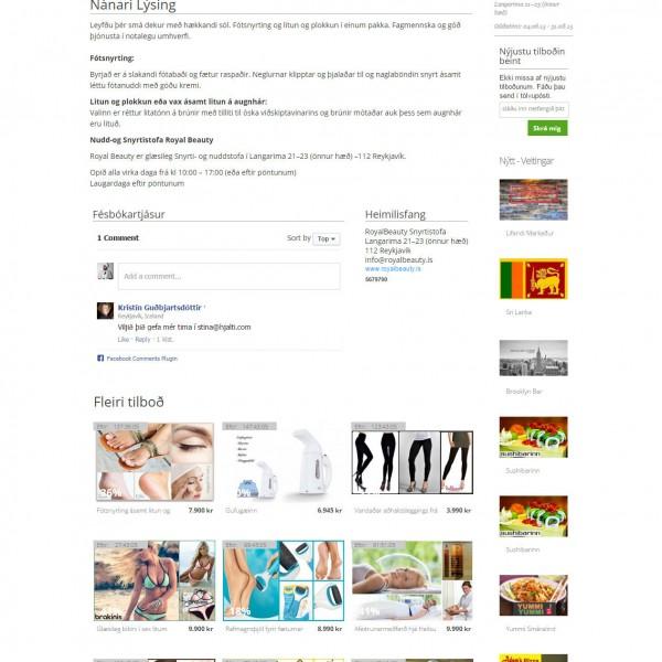 E-Commerce Store for Fashion Accessories