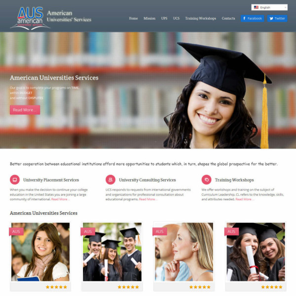 WordPress, Social Media for American University